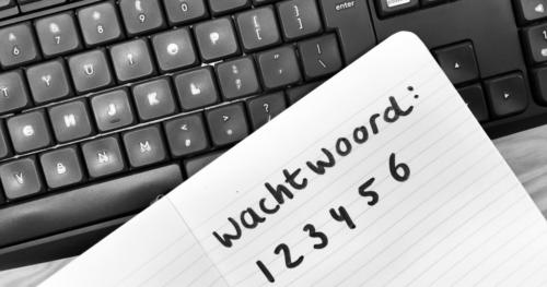 BLOG: De slechtste wachtwoorden van 2018 – staat de jouwe er ook tussen?
