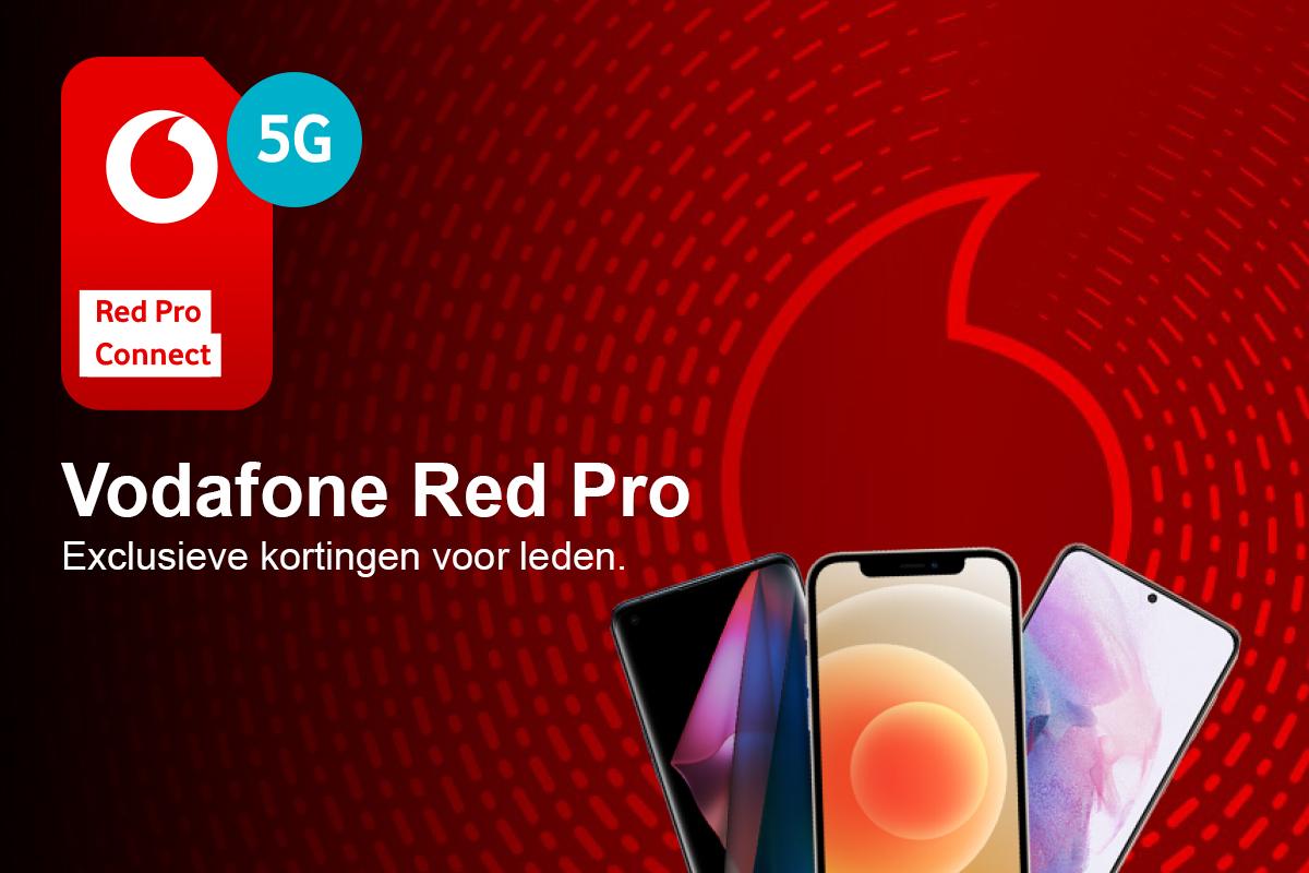 ledenvoordeel Vodafone
